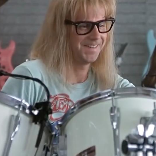 Wayne's World in Green Day 'Basket Case' Viral Video 109 Movies