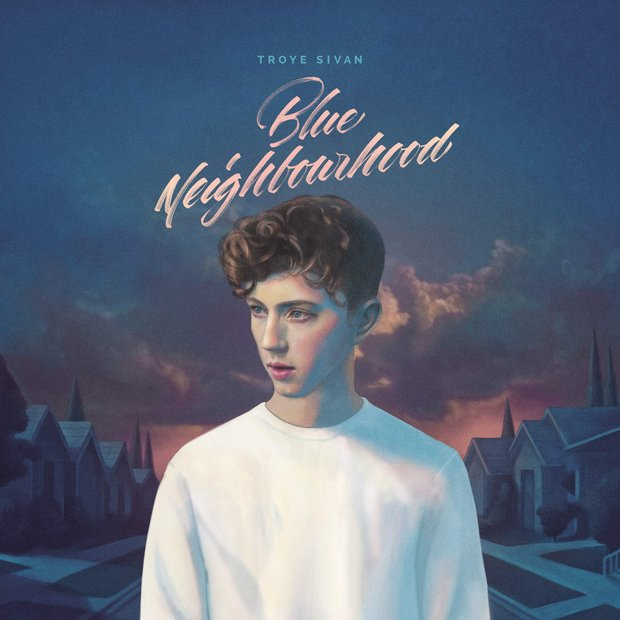 Troye Sivian album cover