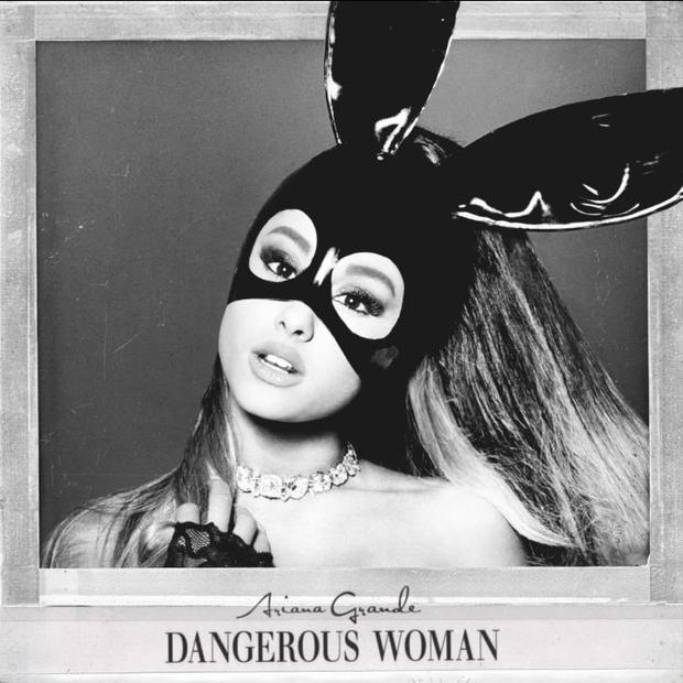 Ariana Grande Dangerous Woman chart