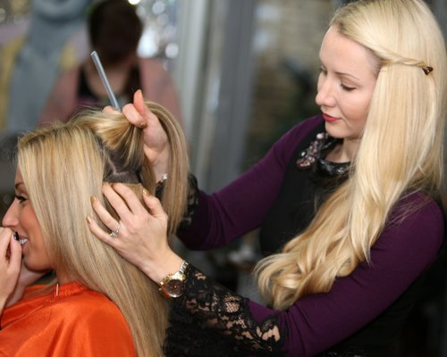 Salon treatments taking the beauty world by storm heart if you know hearts beauty editor at all youll know that she swears by tatiana karelina hair extensions and so do most of the celebrity world pmusecretfo Images