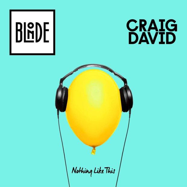 craig david blonde new song