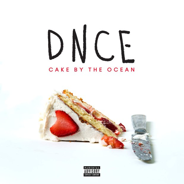 cake by the ocean new song