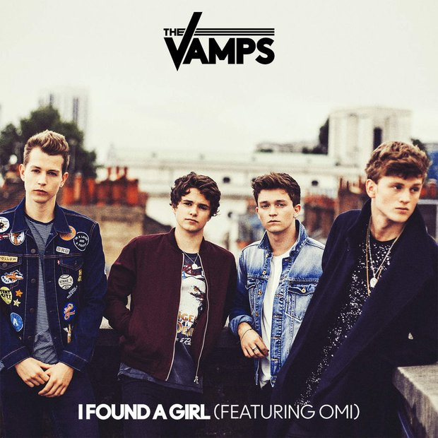 the vamps new song