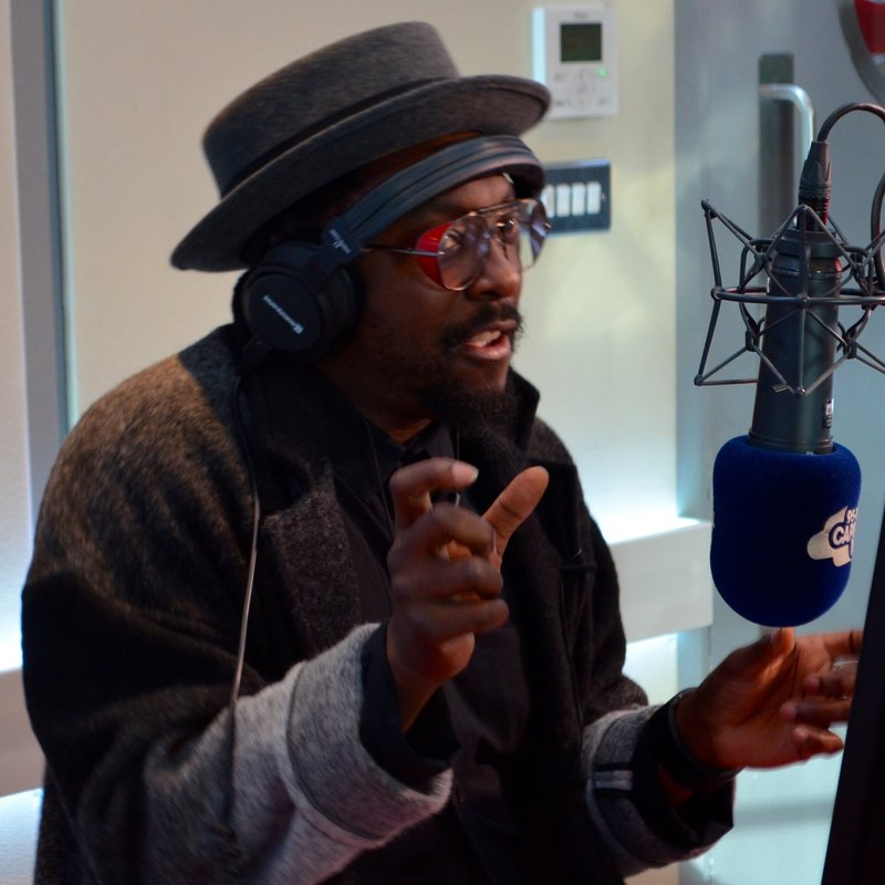 will.i.am on Capital Breakfast