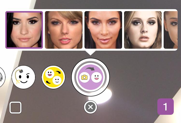 snapchat choices