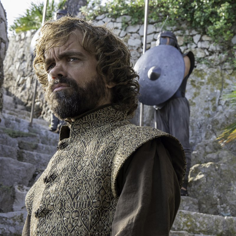 Tyrion Lannister (Peter Dinklage) Game of Thrones