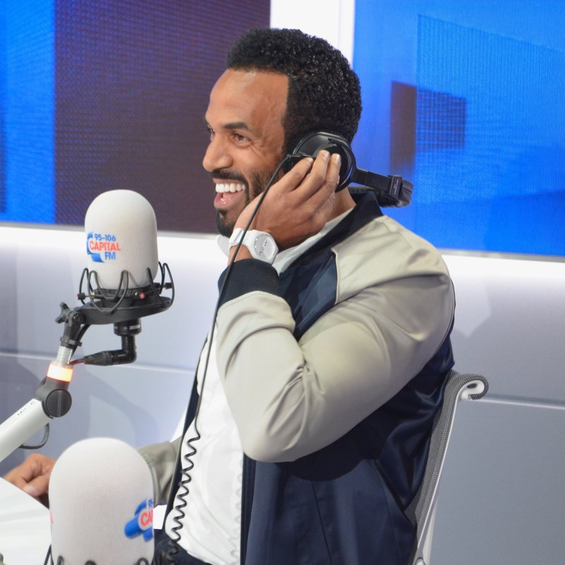 Craig David Capital Radio