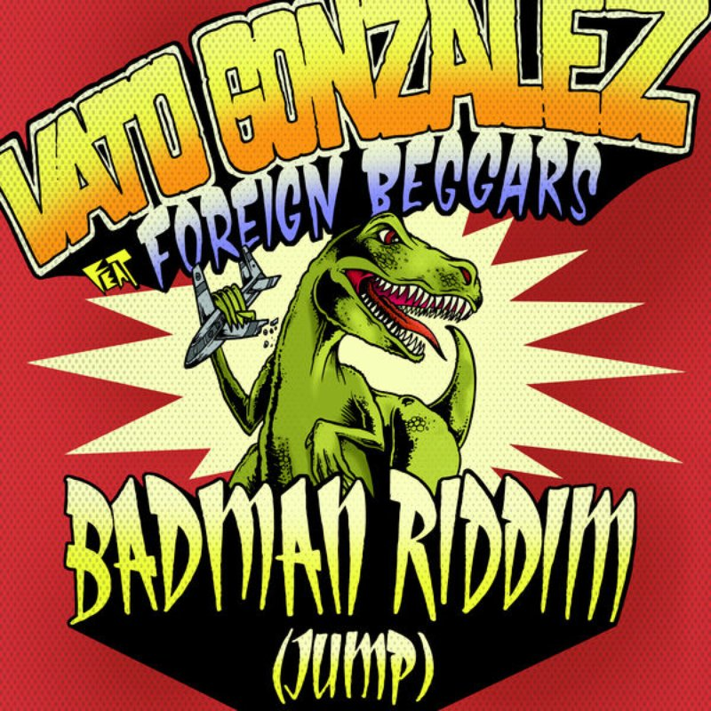 Badman Riddim (Jump) Album Artwork