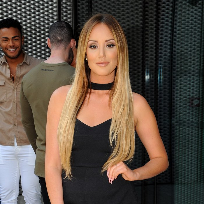 Charlotte Crosby Black Dress