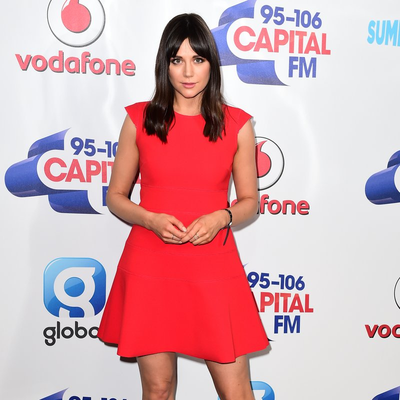 Lilah Parsons at Capital Summertime Ball