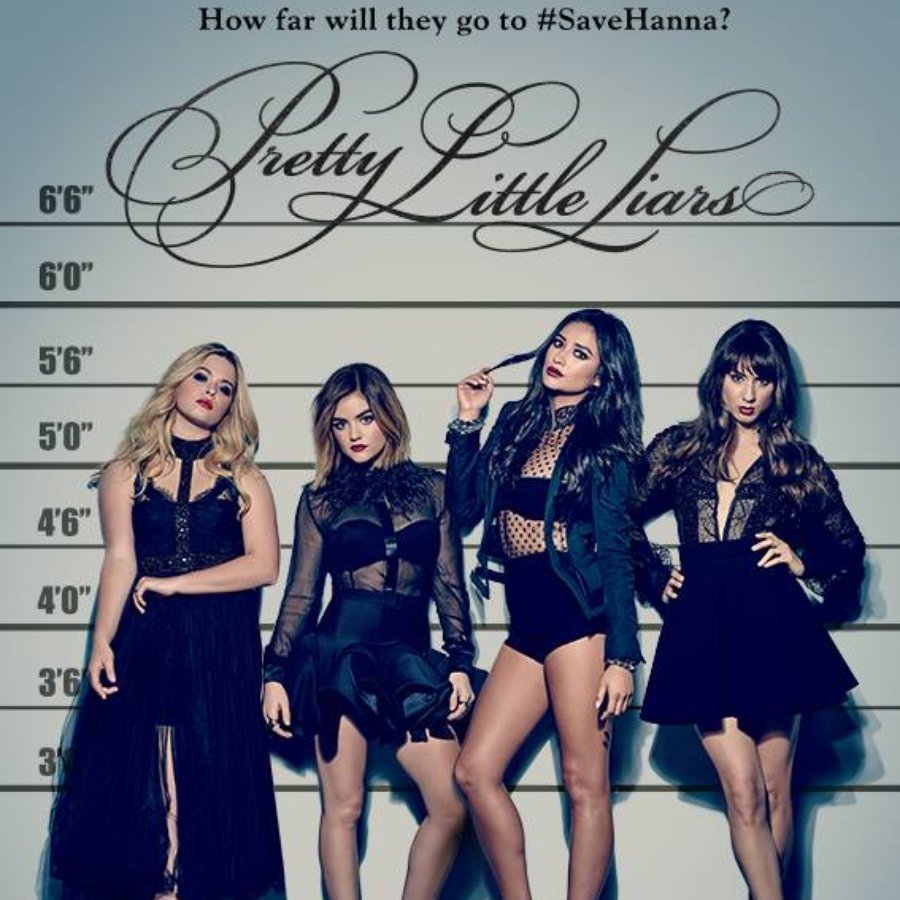 Pretty Little Liars Season 7 Poster