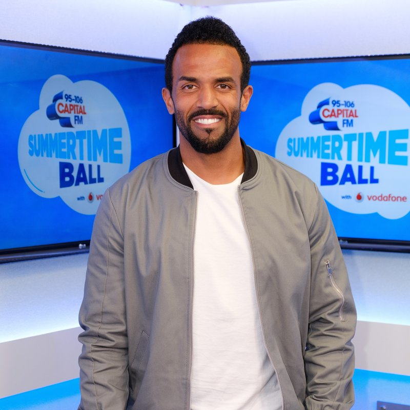 Craig David Capital Summertime Ball