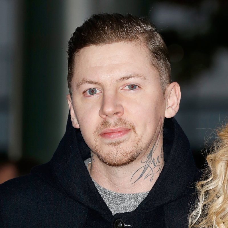 Professor Green MOBO Awards