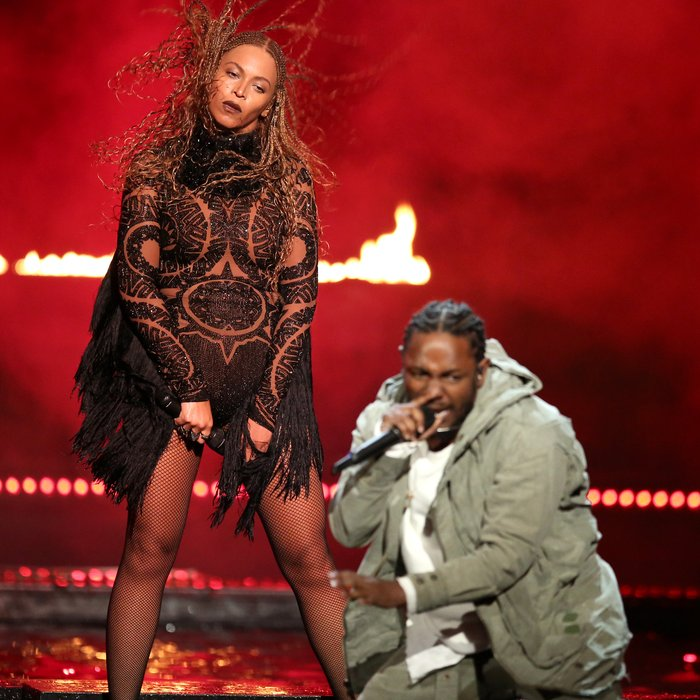 Beyonce & Kendrick Lamar - BET Awards 2016