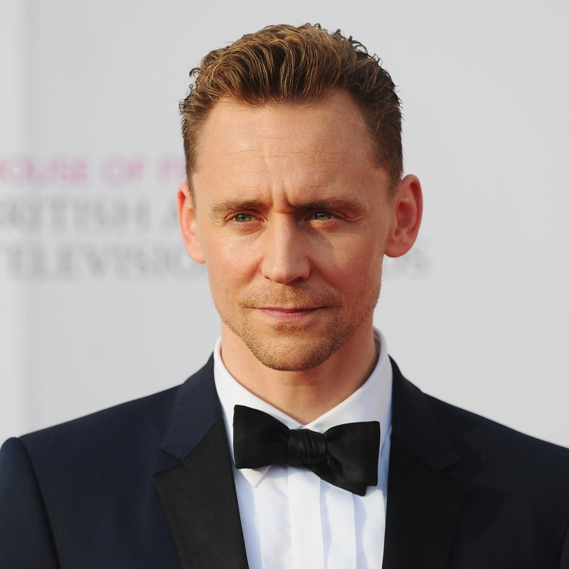 Tom Hiddleston House Of Fraser British Academy Television Awards 2016
