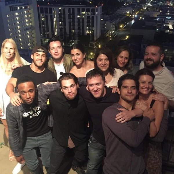 Teen Wolf Cast Comic Con San Diego 2016