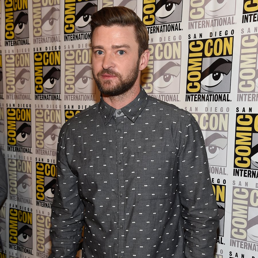 Justin Timberlake Comic-Con International 2016