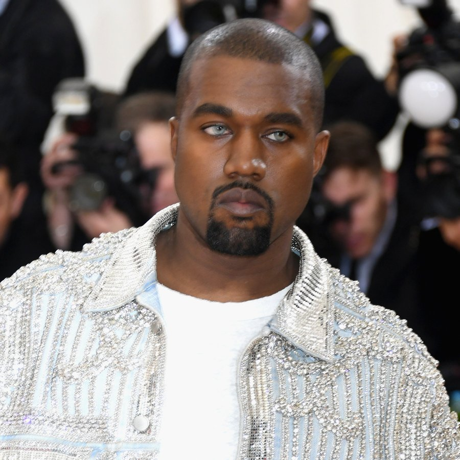 Kanye West 'Manus x Machina: Fashion In An Age Of Technology' Costume Institute Gala