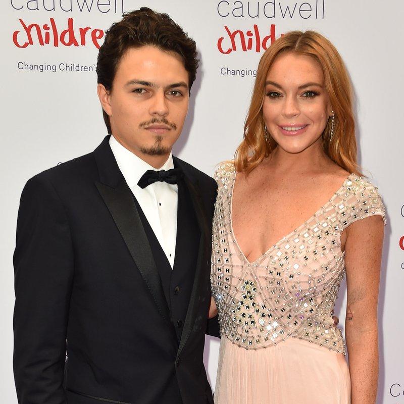 Lindsay Lohan & Egor Tarabasov