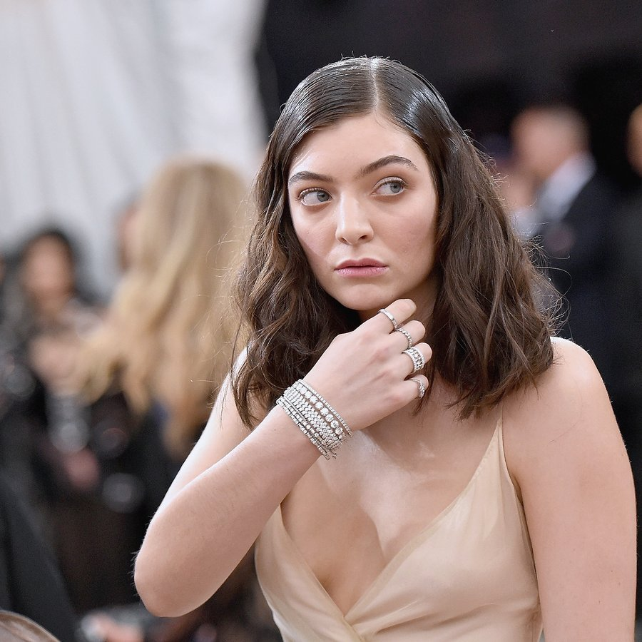 Lorde 'Manus x Machina: Fashion In An Age Of Technology' Costume Institute Gala