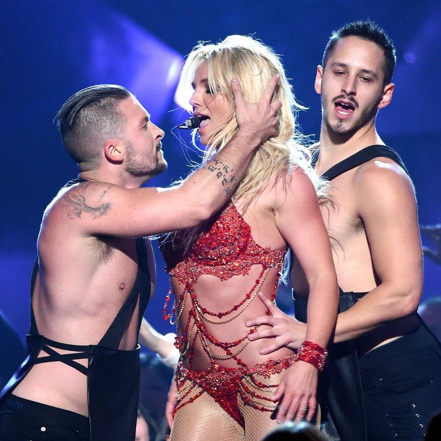Britney Spears 2016 Billboard Music Awards