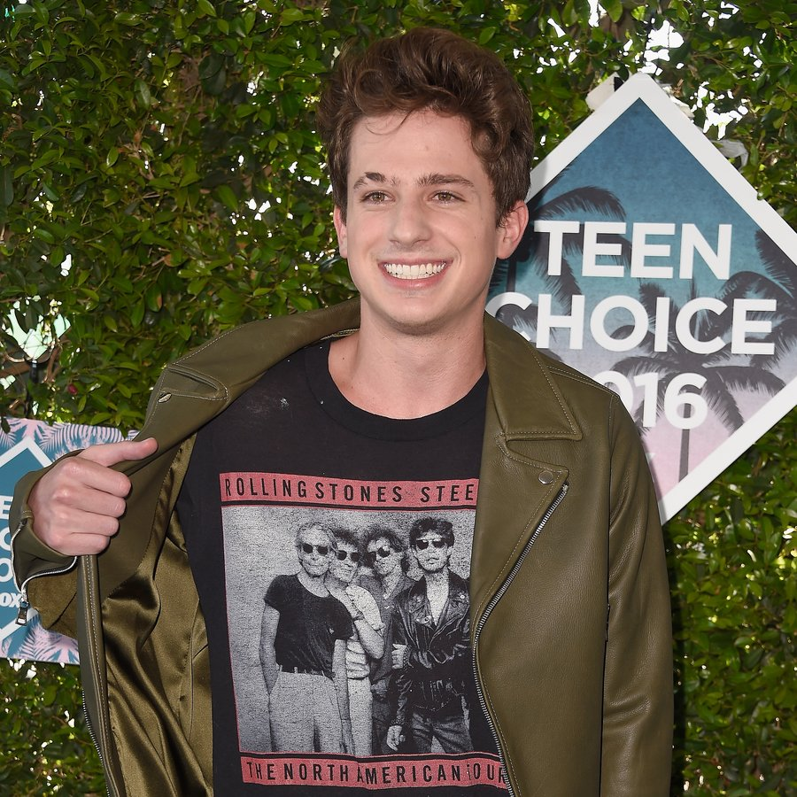 Charlie Puth Teen Choice Awards 2016