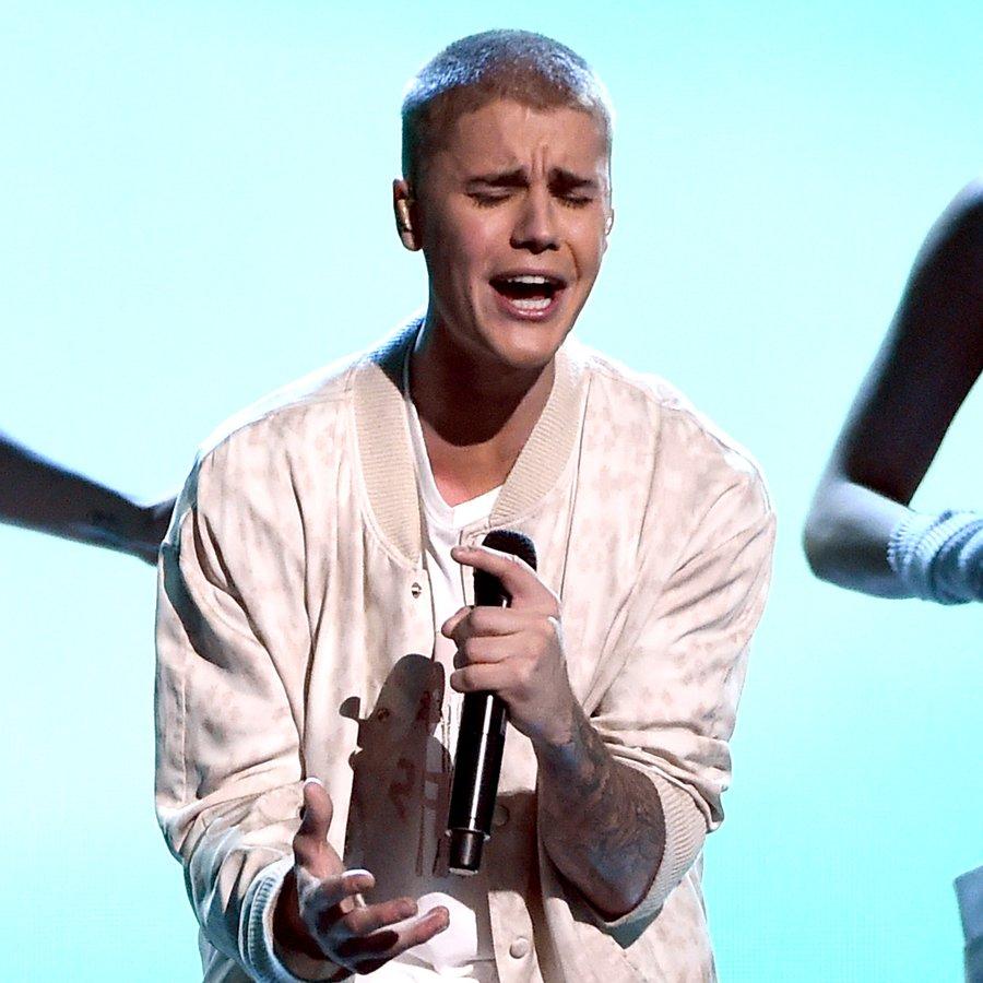Justin Bieber 2016 Billboard Music Awards