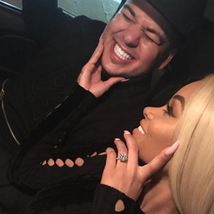 Rob Kardashian was 'so over' Blac Chyna after bust up