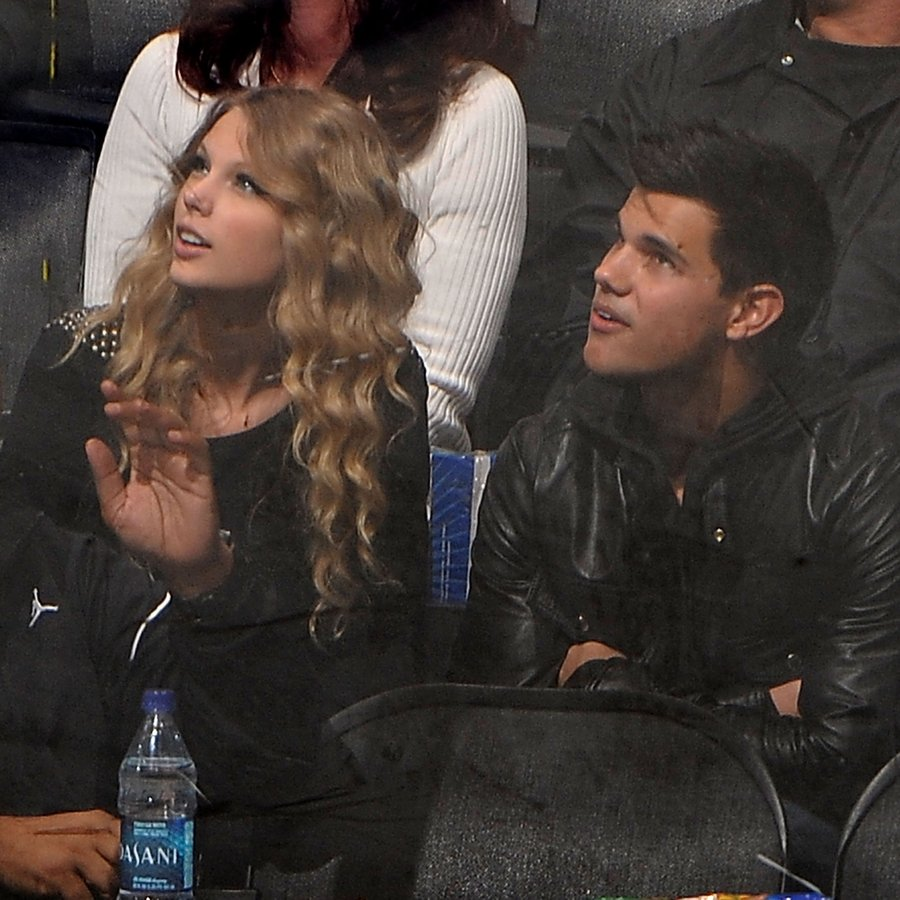 WATCH: Taylor Lautner Cringed Through An Awkward Interview About Ex, Taylor Swift,... - Capital