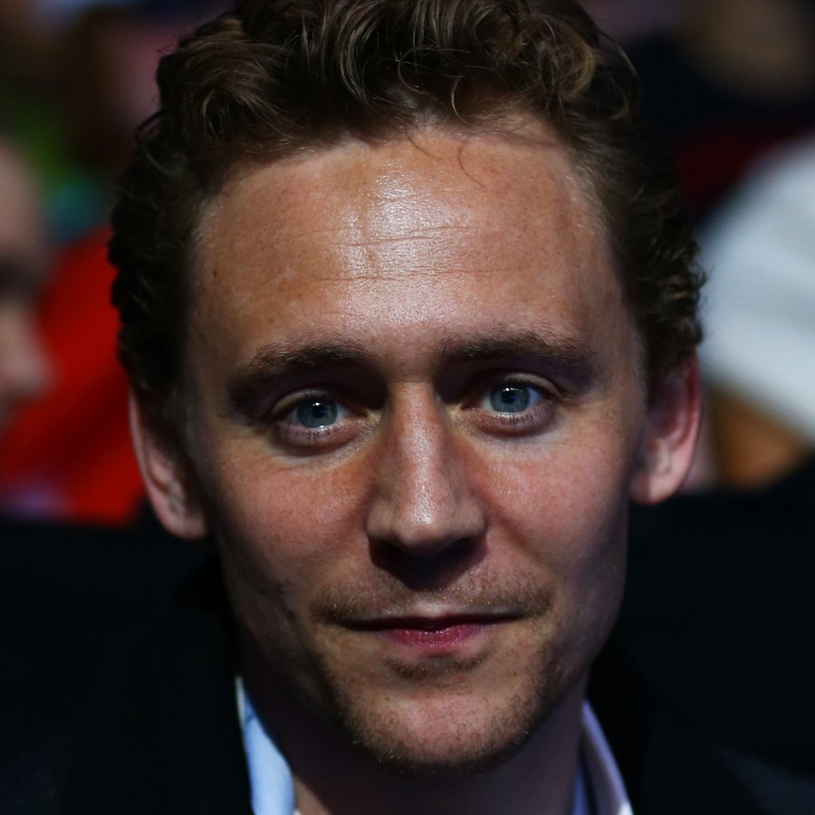 Tom Hiddleston ATP World Tour Finals