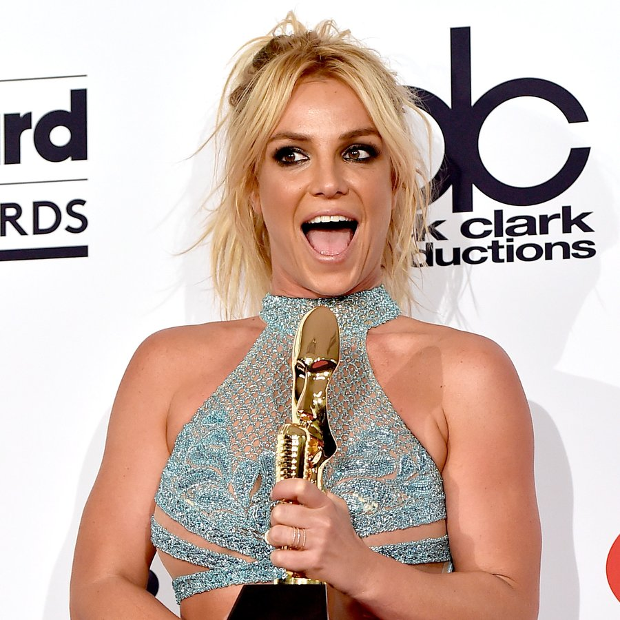 Britney Spears 2016 Billboard Music Awards