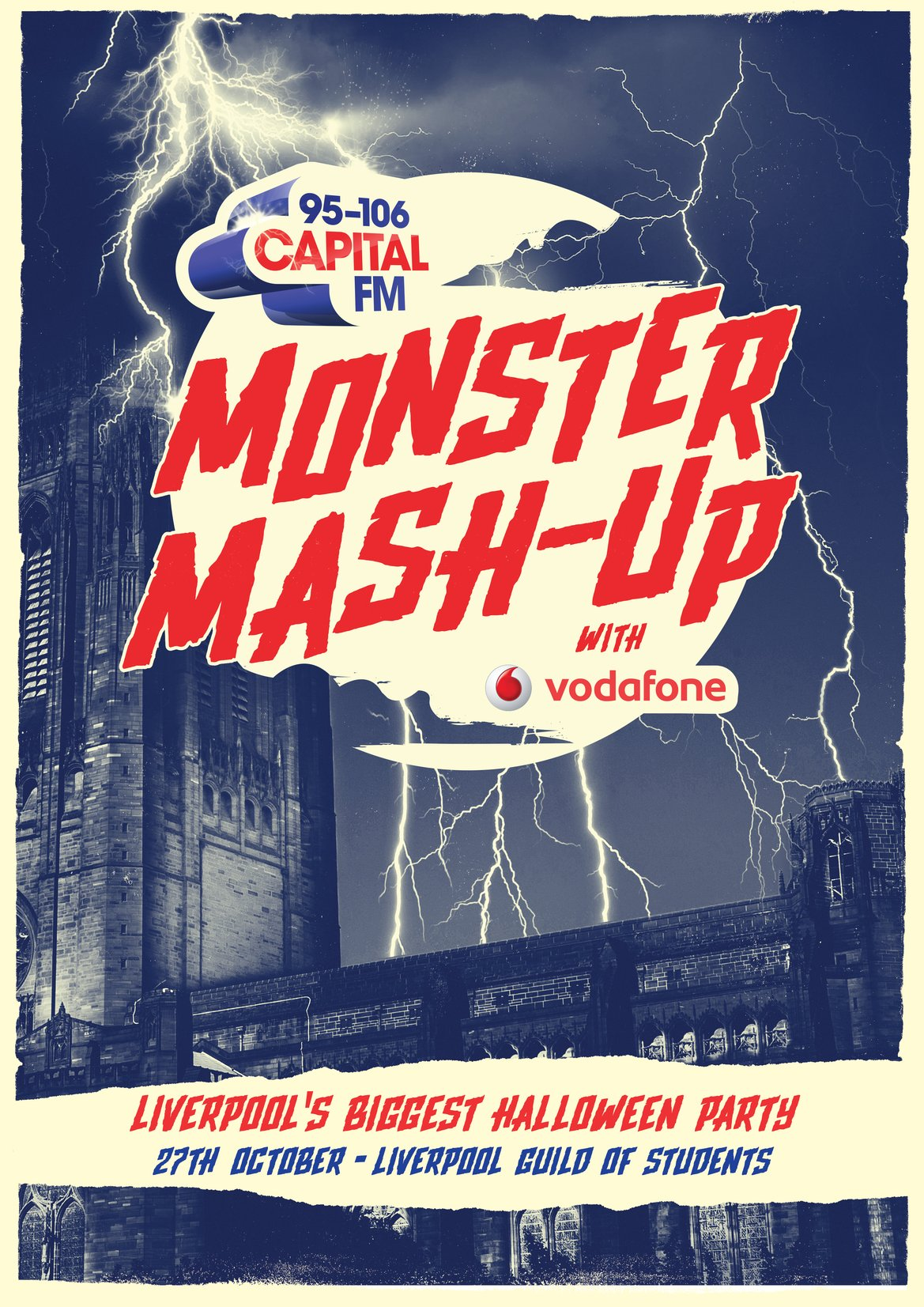 Capital's Monster Mash Up Liverpool