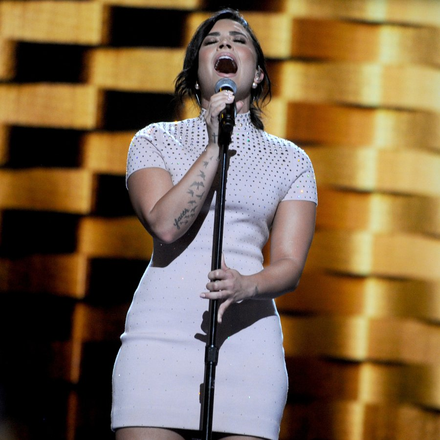 Demi Lovato Democratic National Convention