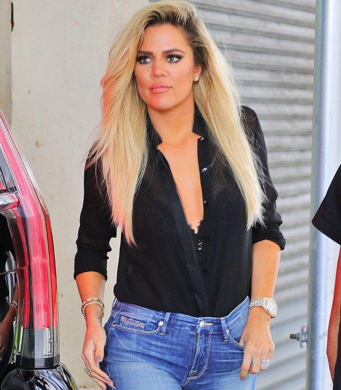 Khloe Kardashian engaged