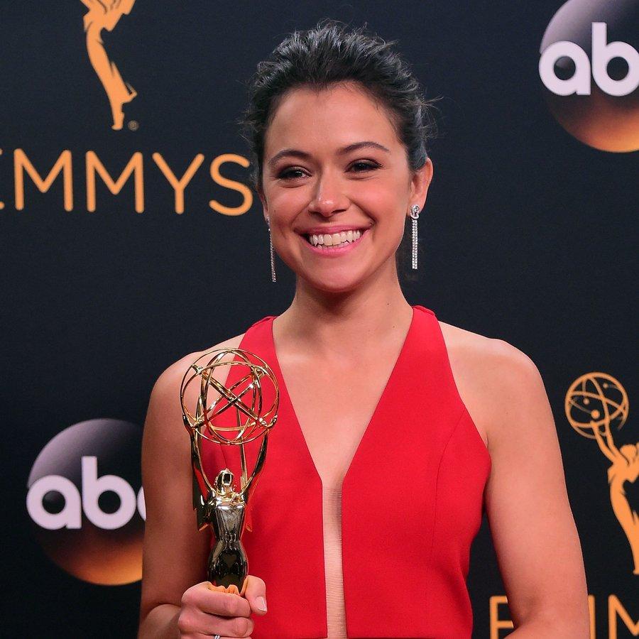 Tatiana Maslany Emmy 2016