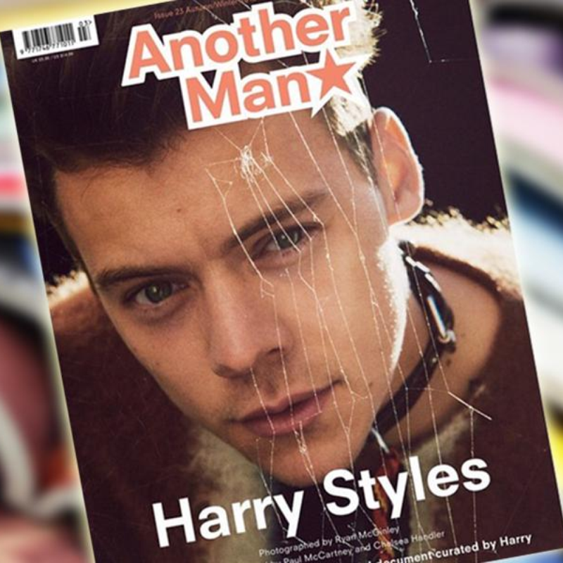 "Harry Styles Has A ""Really Weird, Strange Relationship"