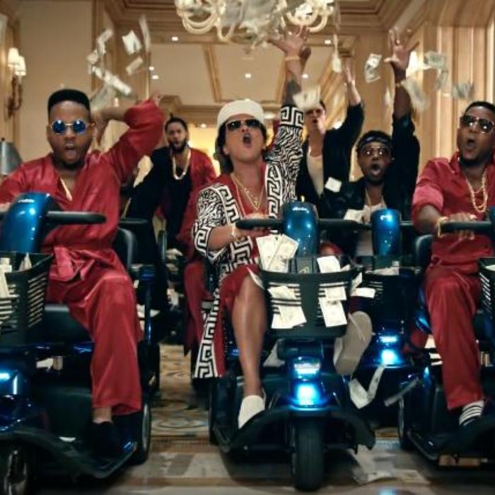 Bruno Mars UK tour