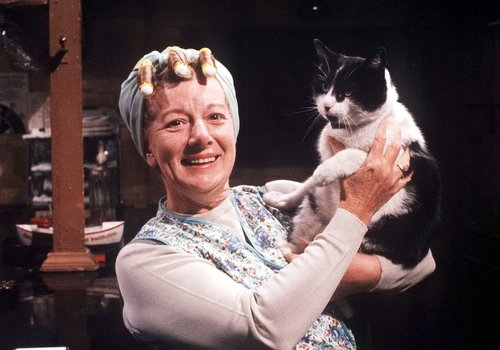 Jean Alexander Actress who played Hilda Ogden