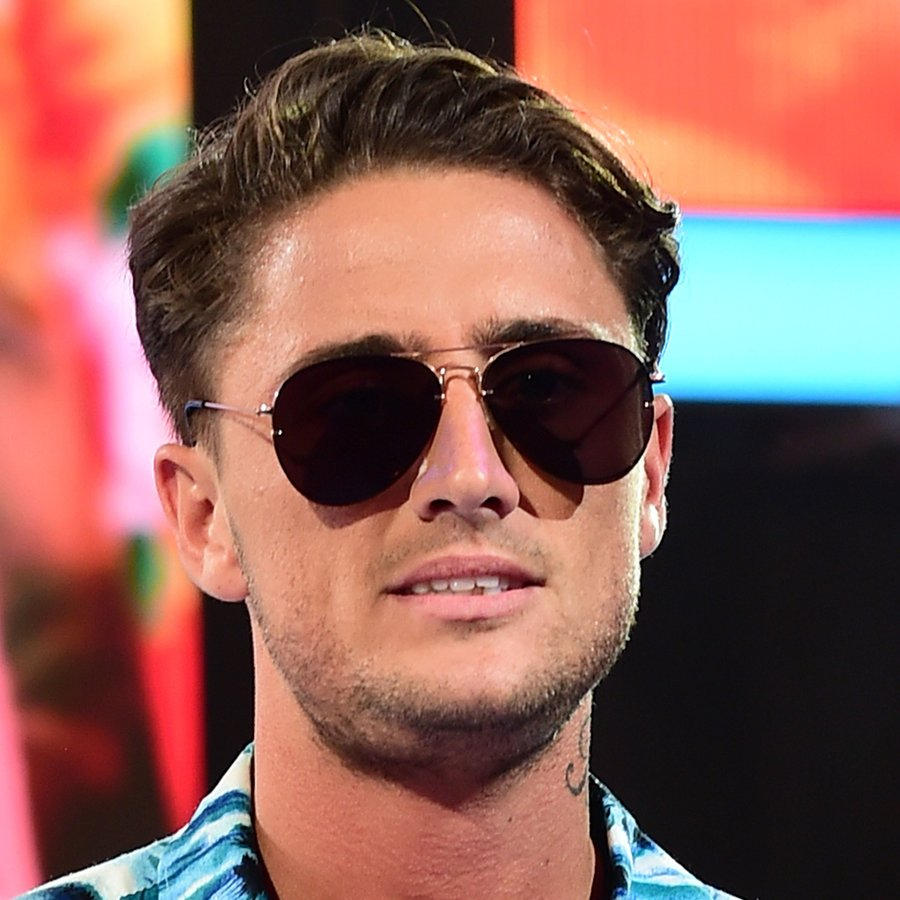 Stephen Bear Celebrity Big Brother 2016