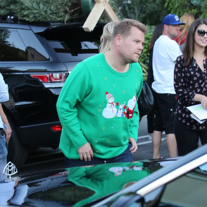 Mariah Carey James Corden Christmas Carpool Karaoke