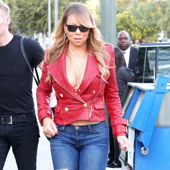 Mariah Carey James Corden Christmas Carpool Karaoke