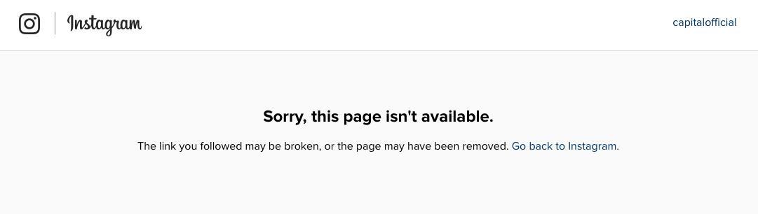 Kendall Jenner Deleted Instagram