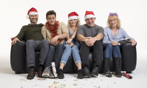 outnumbered Christmas special