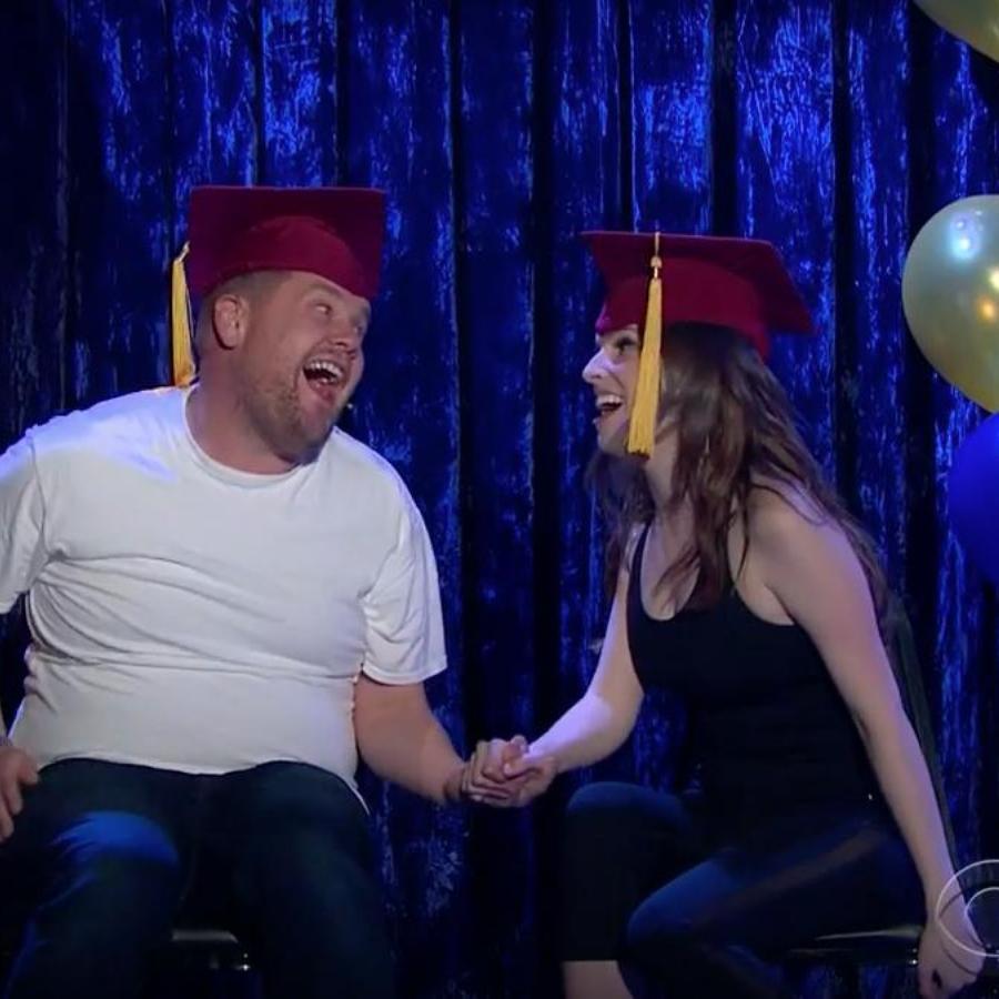 Anna Kendrick, James Corden, Billy Eichner perform speedy musical about growing up