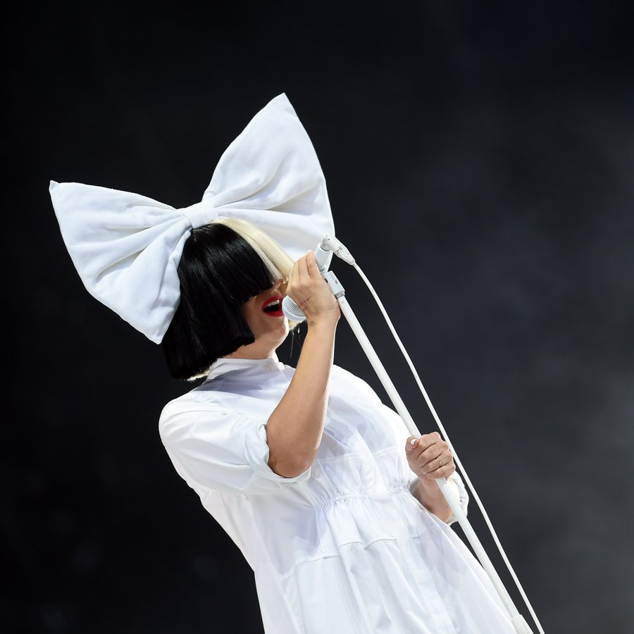Watch this parrot sings sias chandelier so well proving youll sia v festival at hylands park aloadofball Choice Image