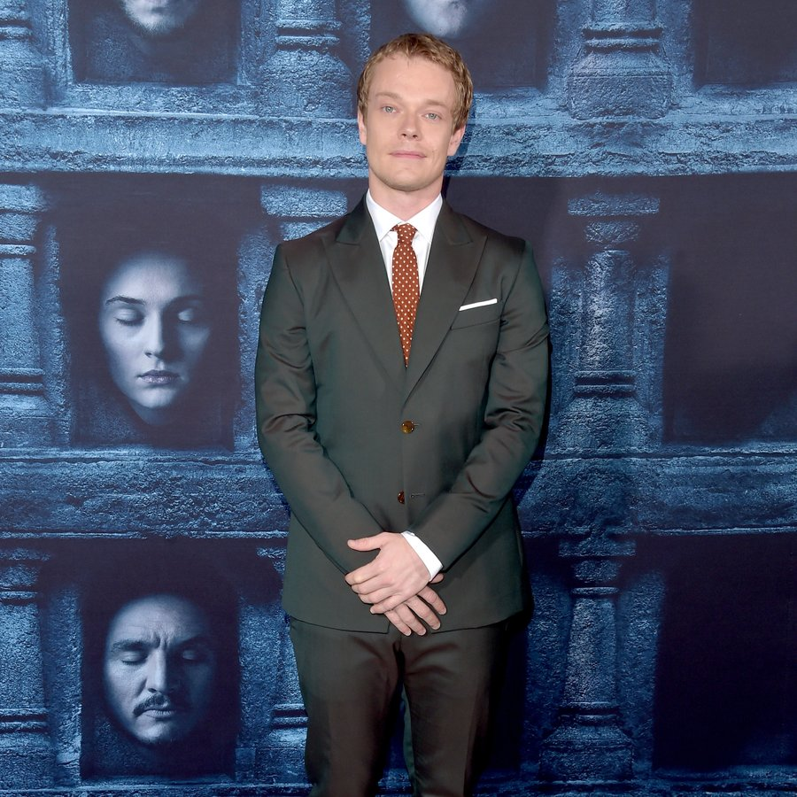 Alfie Allen Premiere Of HBO's 'Game Of Thrones' Season 6