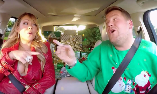 Christmas Carpool Karaoke
