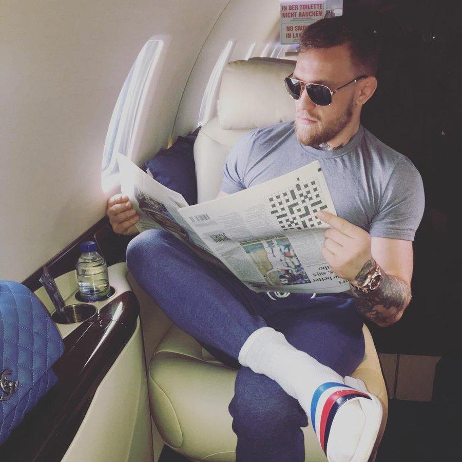 Conor McGregor Instagram Fail