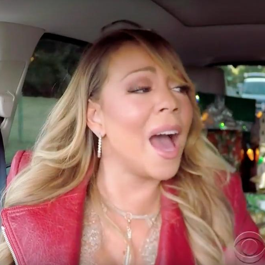 Mariah Carey All I Want For Christmas Carpool Karaoke