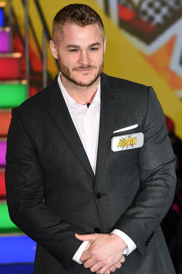 Austin Armacost on Celebrity Big Brother 2017